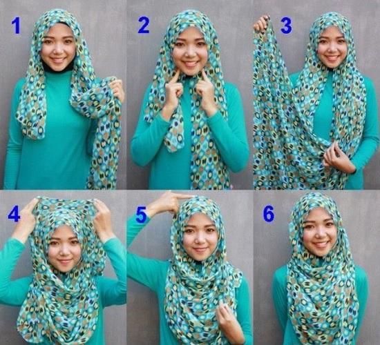 بالصور صور لفات حجاب , تالقي برابطة حجابك الجديدة حتي تكوني متميزة 2313 2