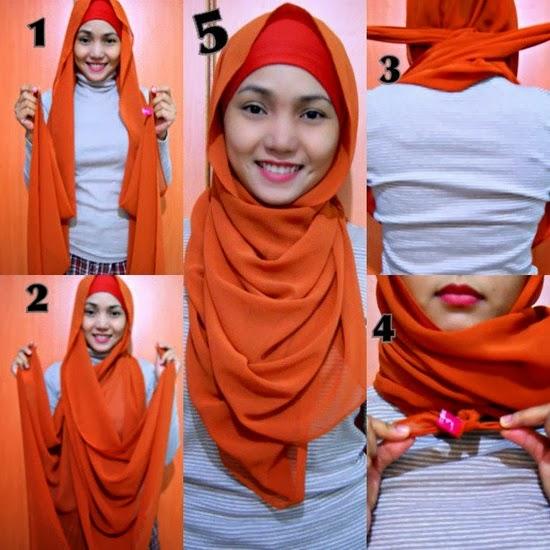 بالصور صور لفات حجاب , تالقي برابطة حجابك الجديدة حتي تكوني متميزة 2313 3