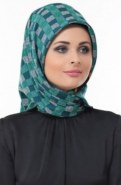 بالصور صور لفات حجاب , تالقي برابطة حجابك الجديدة حتي تكوني متميزة 2313 7