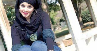 صورة صور جزائريات محجبات , بوستات لاحلي بنات محتشمة