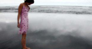 صور بنات على البحر , لعشاق الهدوء فتيات في حضن الطبيعية