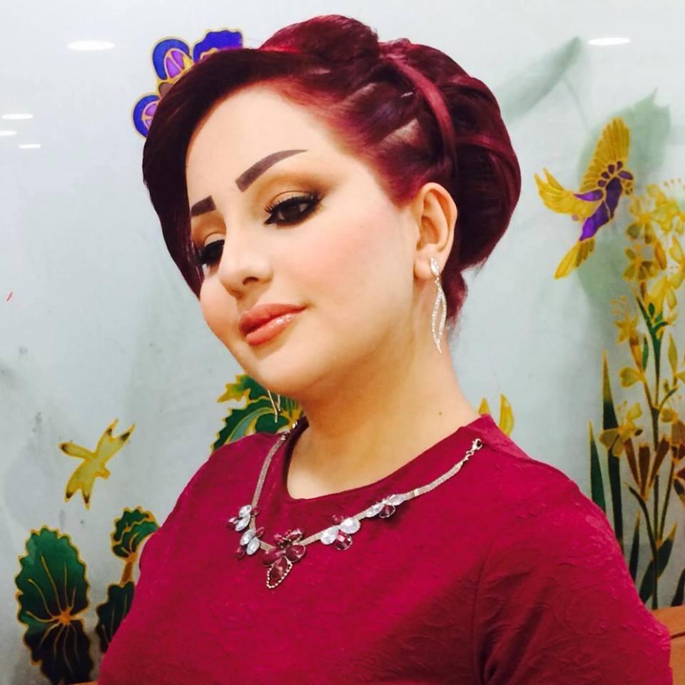 بالصور صور شهد الشمري , بوستات لشاعرة العراق المميزة 1108 3