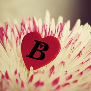 صوره صور حرف b , خلفيات للحروف تعالي ودور علي حرفك
