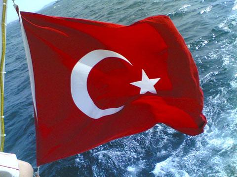 بالصور صور علم تركيا , شعار الدولة العثمانية المميز بالهلال والنجمة 2068 4