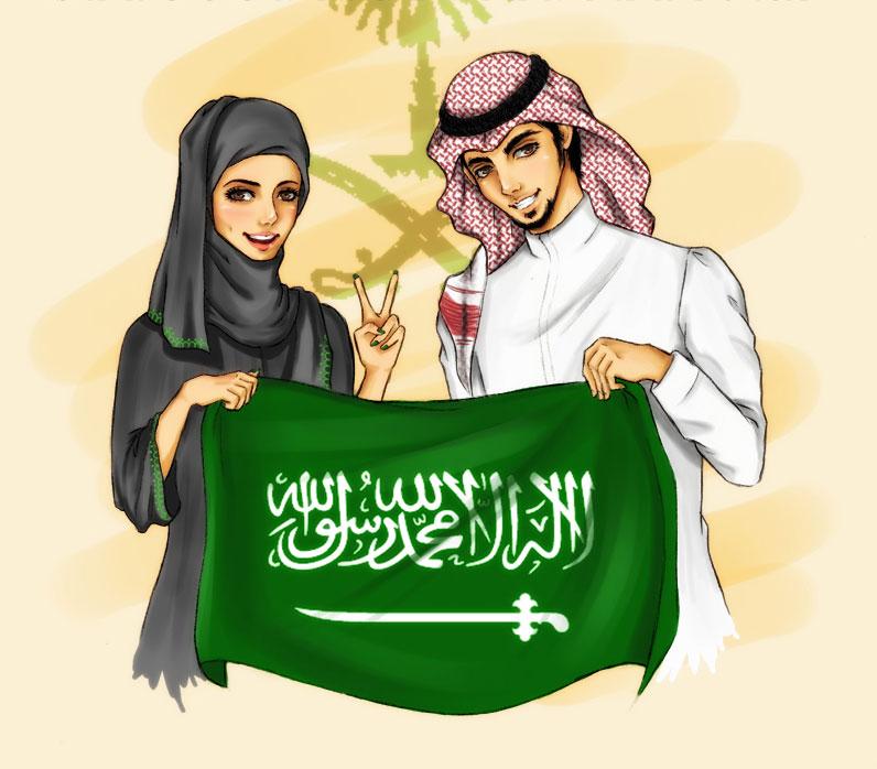 بالصور صور لليوم الوطني , السعودية 2101 15