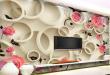 بالصور صور ورق جدران , ديكورات و تصميمات مودرن و متميزة علي الحوائط 2209 1 110x75