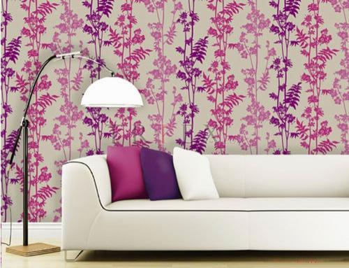 صورة صور ورق جدران , ديكورات و تصميمات مودرن و متميزة علي الحوائط