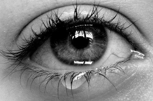 صورة صور عيون تبكي , جفت دموع العين من كتر بكائك