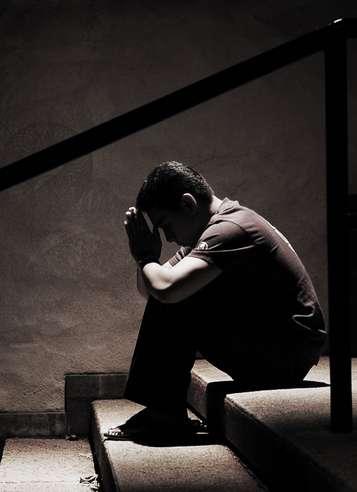 بالصور صور حزينه بدون كلام , متشليش في قلبك كتير قول يارب 2353 2
