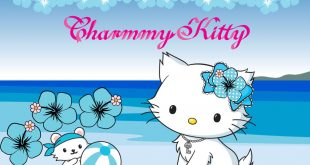 صورة صور هلو كيتي , قطة مقطقطة بتجنن البنات