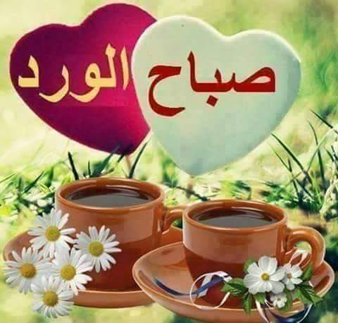 بالصور صور مكتوب عليها صباح الخير , ارسلي تحية تصبحي بها علي حبيبك 2419 2
