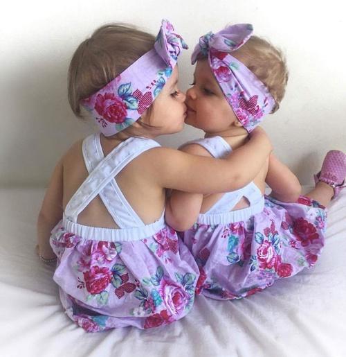 صورة صور اطفال توام , اولاد وبنات تونز غاية في الجمال