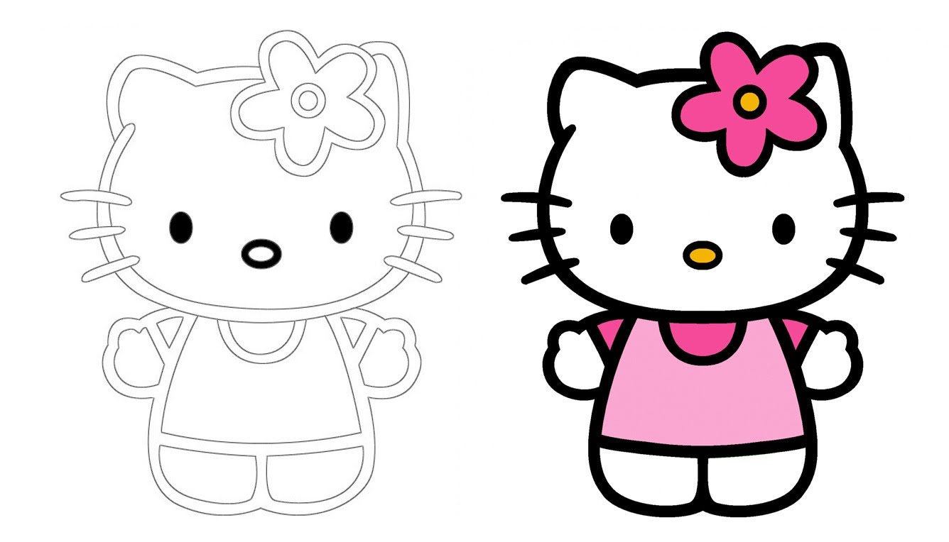 بالصور صور هيلو كيتي , قطة جميلة بتعشقها كل البنات 2448 4