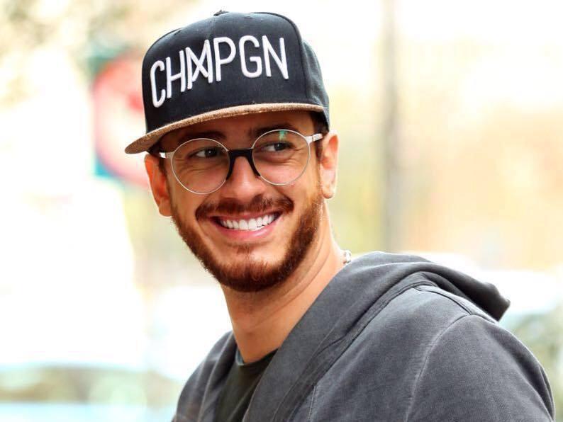 بالصور صور سعد المجرد , المغني المغربي صاحب لقب خوليو العرب 2505 4