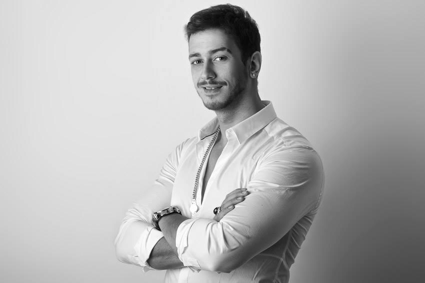 بالصور صور سعد المجرد , المغني المغربي صاحب لقب خوليو العرب 2505 6
