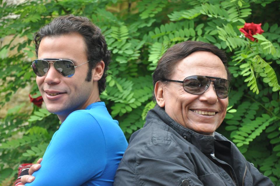 بالصور صور محمد امام  , شقاوة مع خفه دم خلوة يكون ستار كبير 2506