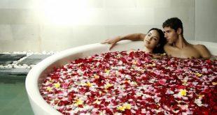 صورة صوري انا وزوجي في الحمام , اجمل صور بالحمام