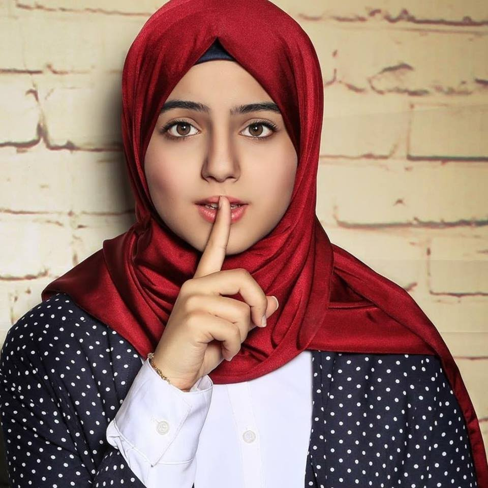 بالصور صور امل قطامي , الحلوة كبرت ولبست الحجاب 2563 1