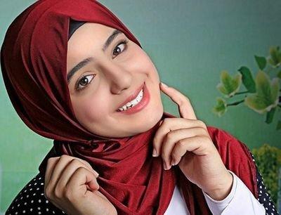 بالصور صور امل قطامي , الحلوة كبرت ولبست الحجاب 2563 4