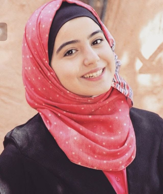 بالصور صور امل قطامي , الحلوة كبرت ولبست الحجاب 2563