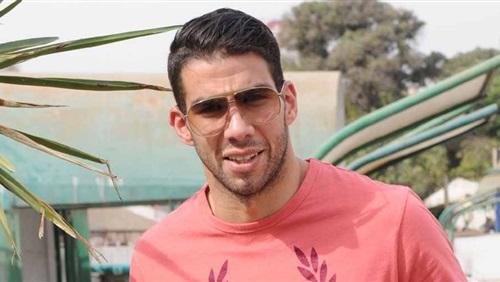 بالصور صور شريف اكرامي , لاعب كورة قدم مصري 2046 2