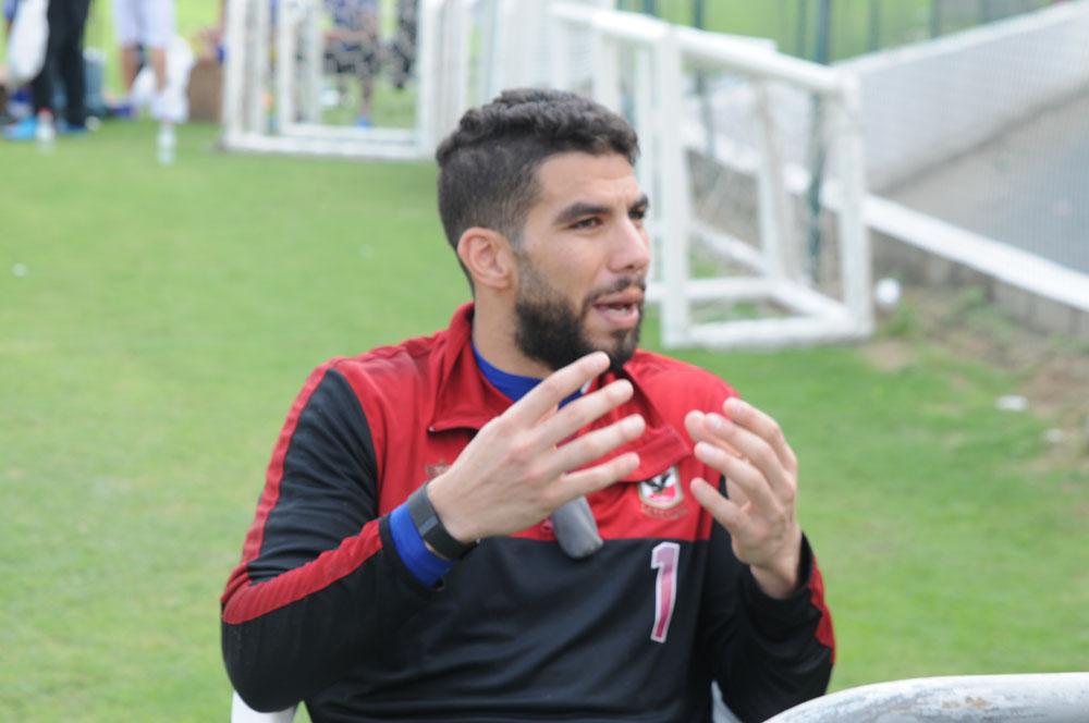 بالصور صور شريف اكرامي , لاعب كورة قدم مصري 2046 3