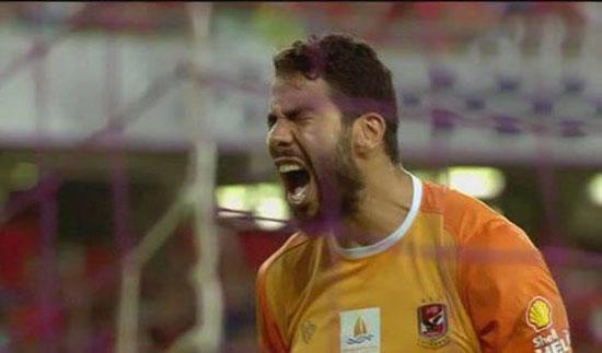 بالصور صور شريف اكرامي , لاعب كورة قدم مصري 2046 5