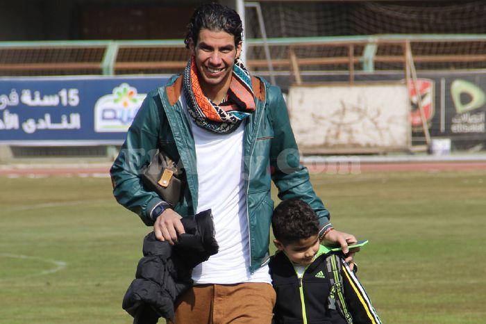بالصور صور شريف اكرامي , لاعب كورة قدم مصري 2046 6