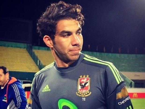 بالصور صور شريف اكرامي , لاعب كورة قدم مصري 2046 7
