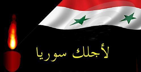 بالصور صور علم سوريا , رفرف واعلي وكون شامخا فوق ارضك 2145 2