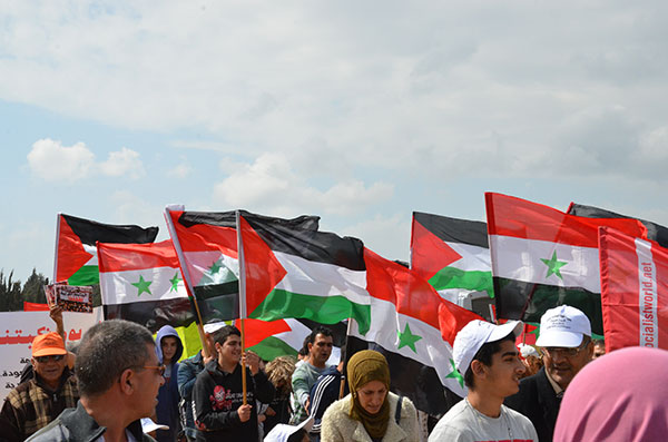 بالصور صور علم سوريا , رفرف واعلي وكون شامخا فوق ارضك 2145 4