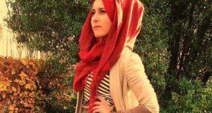 صورة صور فتاة محجبة , لكل بنت محافظة علي الحشمة