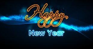 صوره صور عام 2018 , استقبل السنة الجديدة بابتسامة حلوة