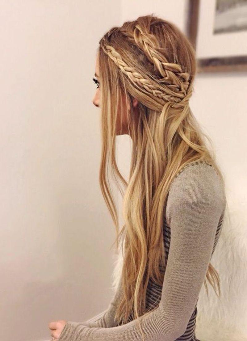 صوره صور شعر طويل , اروع التسريحات التي تناسب اطوال شعرك