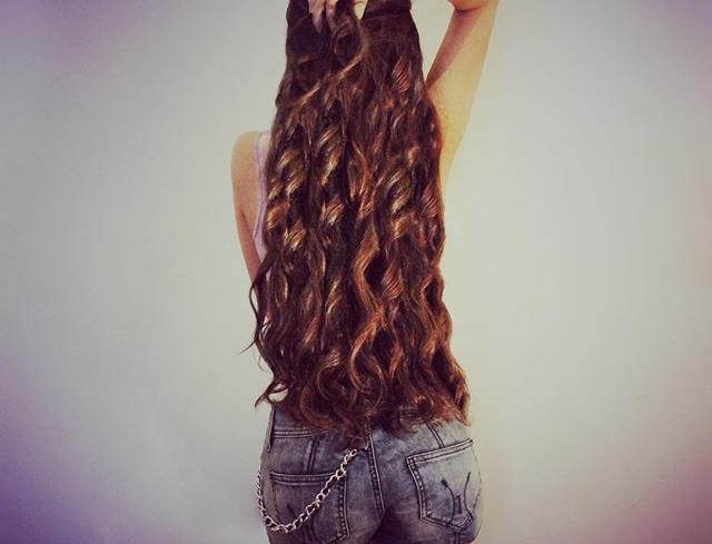 بالصور صور شعر طويل , اروع التسريحات التي تناسب اطوال شعرك 2326