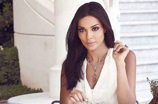 صورة صور نادين نجيم , ملكة جمال لبنان و اطلالة جميلة ساحرة
