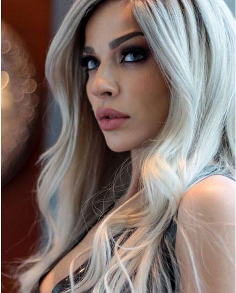 بالصور صور نادين نجيم , ملكة جمال لبنان و اطلالة جميلة ساحرة 2331 5