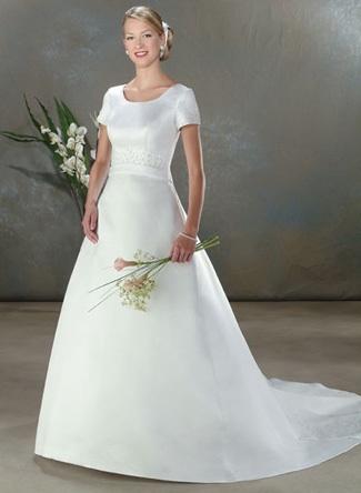 بالصور صور فساتين عرايس , افرحي يا عروسة و هيصي لجمال فستانك 2344 10