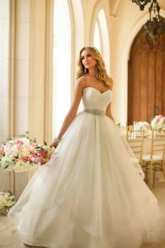 بالصور صور فساتين عرايس , افرحي يا عروسة و هيصي لجمال فستانك 2344 3