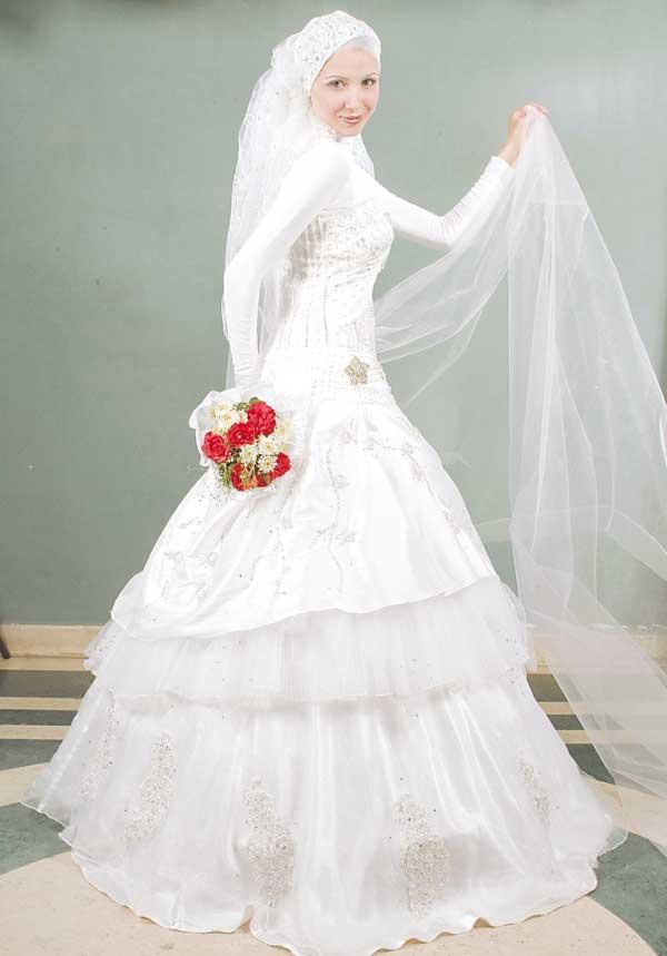 بالصور صور فساتين عرايس , افرحي يا عروسة و هيصي لجمال فستانك 2344 6