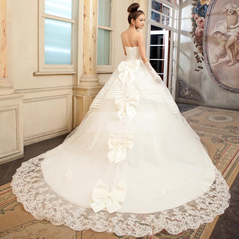 بالصور صور فساتين عرايس , افرحي يا عروسة و هيصي لجمال فستانك 2344 8