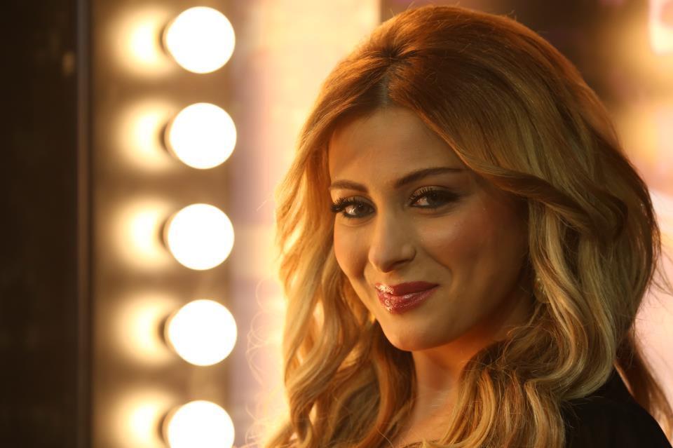 صوره صور فرح يوسف , اطلالة رائعة وساحرة للمغنية السورية