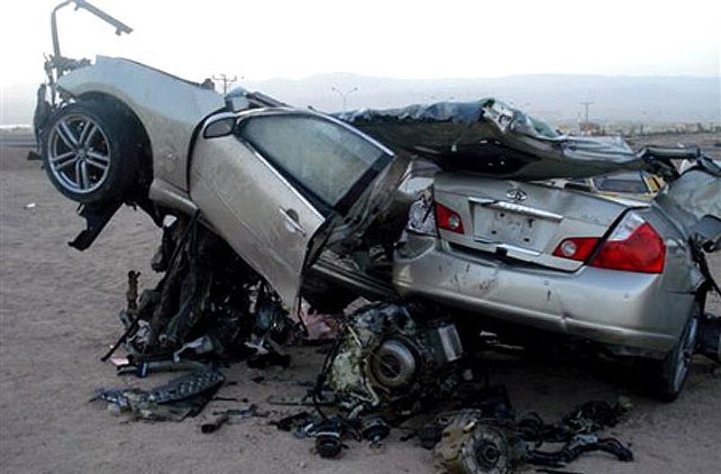 بالصور صور حوادث سيارات , احترس من الطريق 1991 1