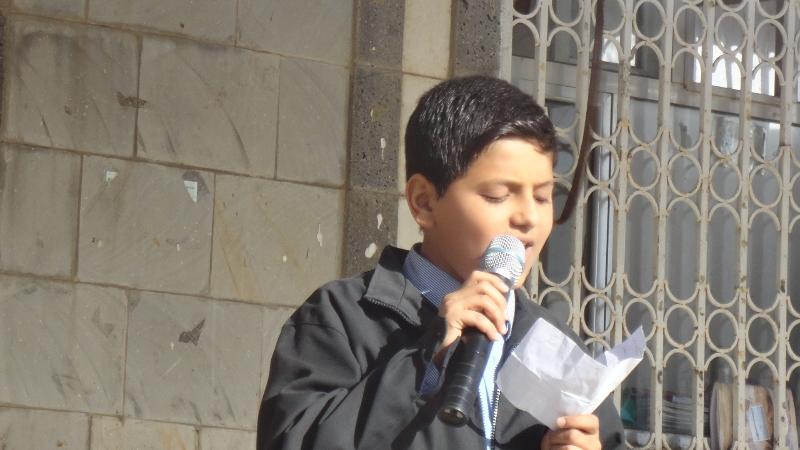 بالصور اذاعة مدرسية عن الوطن اليمني , فقرات صباحية في المدرسة عن حب الوطن 329