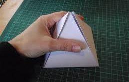 صور كيفية عمل مجسم الاهرامات , ابداعات بالورق الفوم