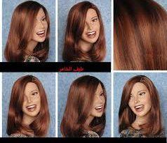 صوره كتالوج صبغة الشعر لوريات الجزائرية