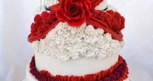 بالصور طريقة عمل تورتة عيد ميلاد بسيطة وسهلة , صور عمل كيكة عيد ميلاد 4236 2 310x165