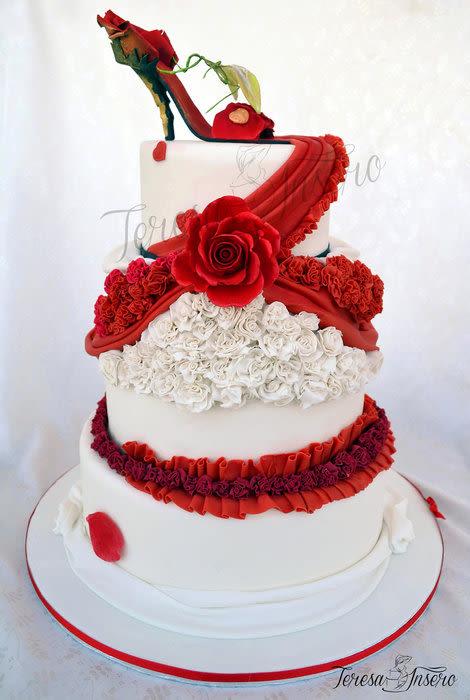بالصور طريقة عمل تورتة عيد ميلاد بسيطة وسهلة , صور عمل كيكة عيد ميلاد 4236