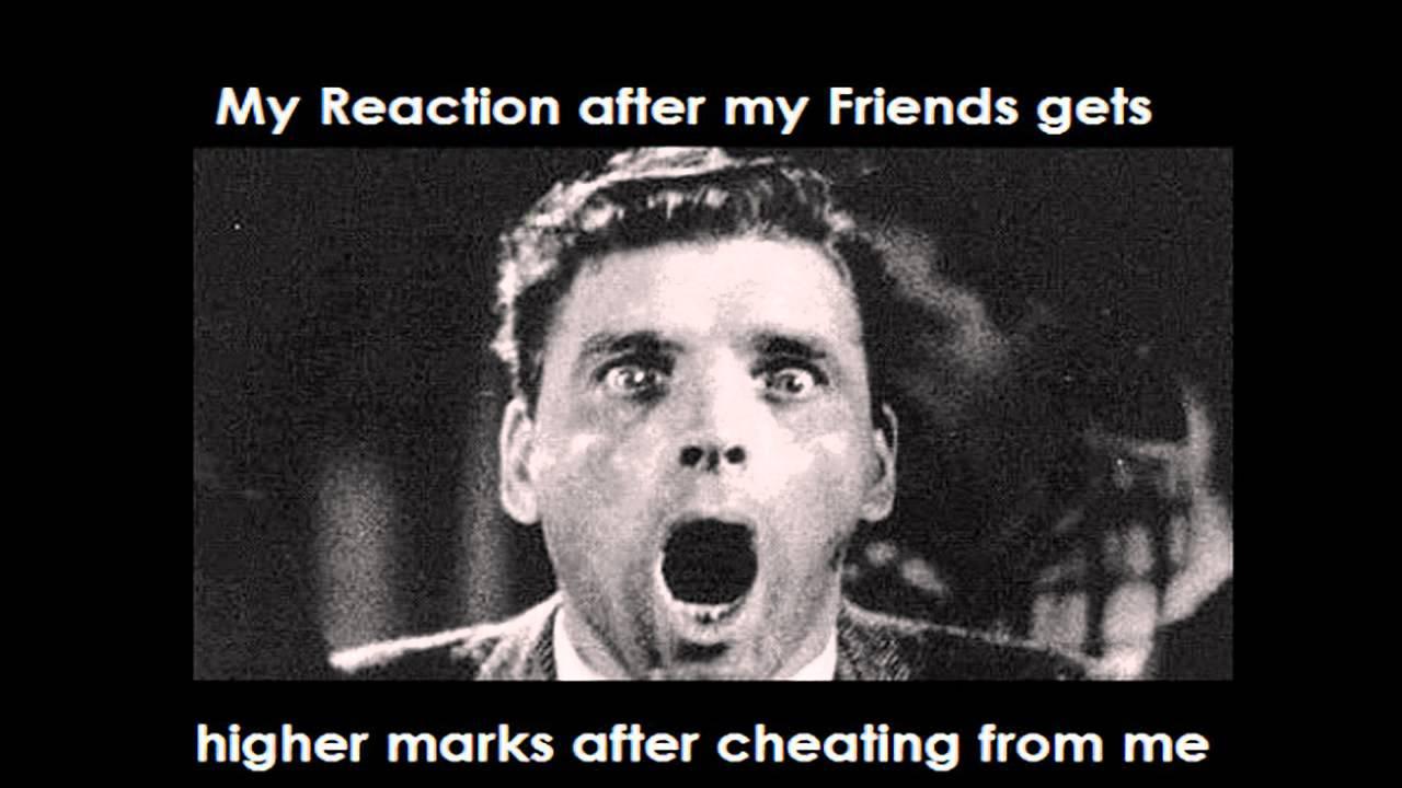 بالصور صور عن الامتحانات صور مضحكة عن الامتحانات , اكثر صوره مضحكه في الامتحان 4242 9