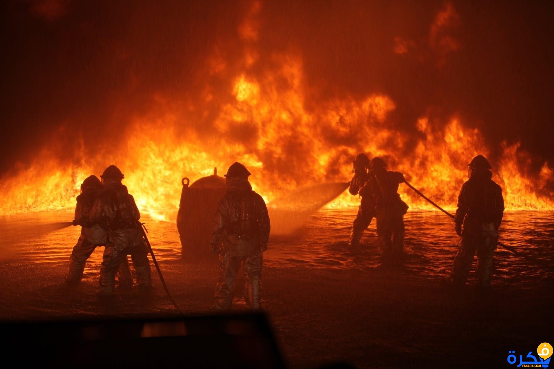 صورة حريقه في المنام الله يرزقه الفردوس اللي يفسره , تفسير حلم النار في المنام